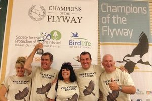 Sample from Israel, Champions of the Flyway: March 2014